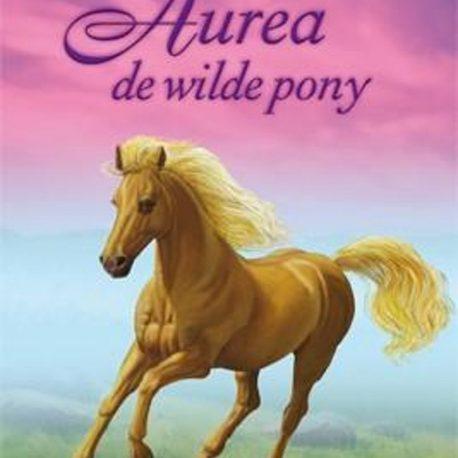 Paardenboek Gouden Paarden 1 - Aurea de wilde pony